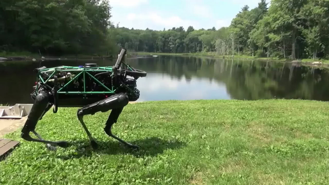 Boston Dynamics is changing your idea of what robots can do