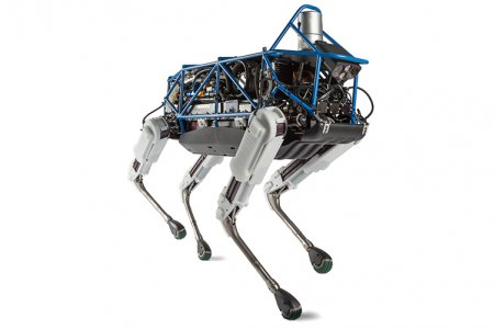 Burro de Carga de Boston Dynamics