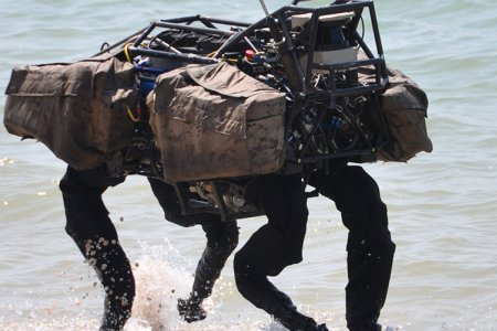 Boston Dynamics Boston Dynamics